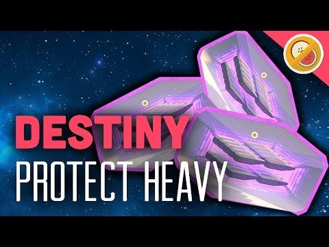 "DESTINY ""Protect the Heavy"" Custom Game (Funny Moments)"