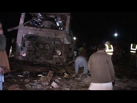 Pakistan: 24 morts dans un attentat contre des pèlerins chiites