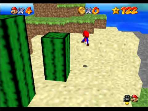 Super Minecraft 64 - Test Import