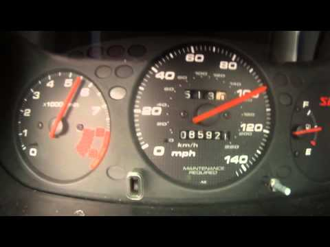 B20 Civic B16 Tranny video