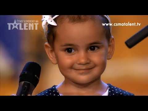 Liliana Oláhová | Česko Slovensko má talent 2010