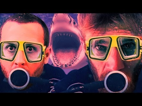 NOT TODAY, ADAM (Shark Attack Deathmatch w/SeaNanners)