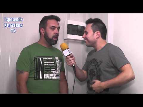 Quim Roscas e Zeca Estacion�ncio em Ap�lia Esposende 17 08 2012