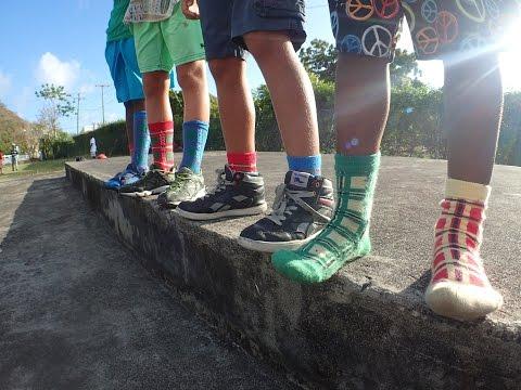 Walk you Socks Video