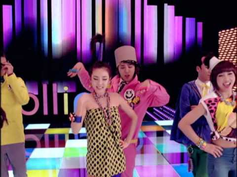 BIGBANG & 2NE1 - LOLLIPOP M/V