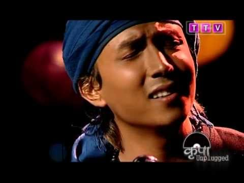 Dhin Dhina - Pushpan Pradhan (vanni) - Kripa Unplugged video