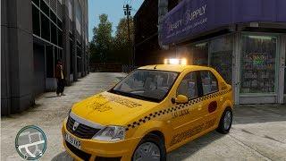 GTA IV - Taxi Mission / Taxista # 21
