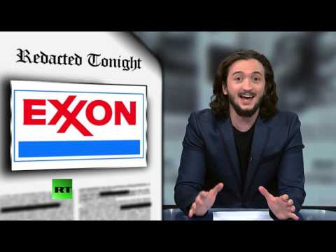 Even EXXON Says Climate Change May Destroy Us [Comedy/ News]