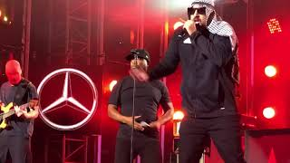 Prophets of Rage  Hail to the Chief Jimmy Kimmel live