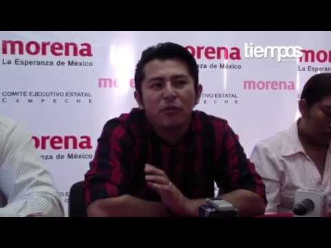 Nada que informar en Campeche: Izquierda