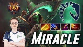 Miracle Nuker Necrophos | Dota 2 Pro Gameplay