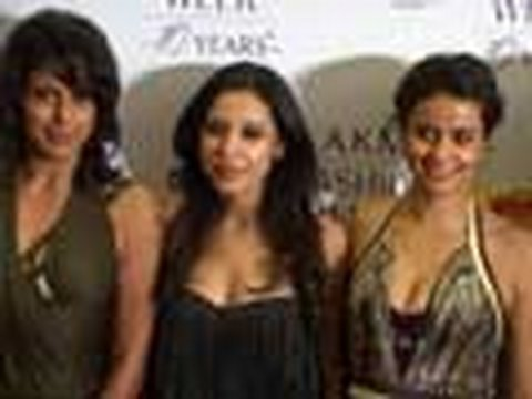 Hot Actresses at the Lakme Fashion Week