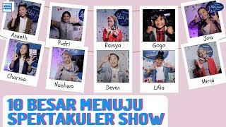 VOTING ITU PENTING! | IDOL SHOOK