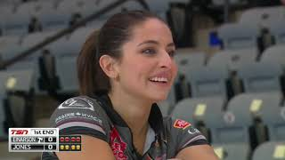 2018 Home Hardware Canada Cup of Curling - Jones vs. Einarson (Draw 4)