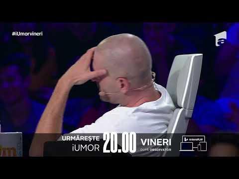 Mihai Bendeac sărută...un bărbat!? Nu rata iUmor, vineri, la 20.00, la Antena 1!