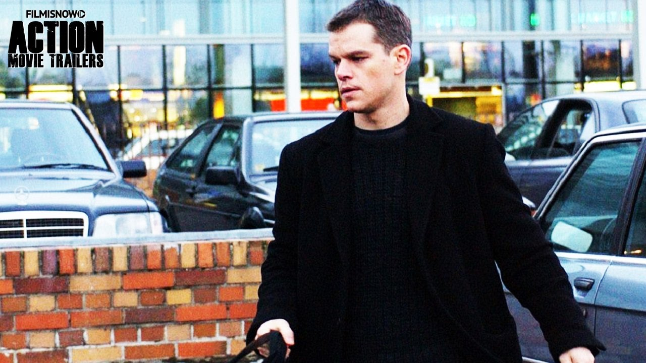JASON BOURNE | Car Stunts Behind the Scenes