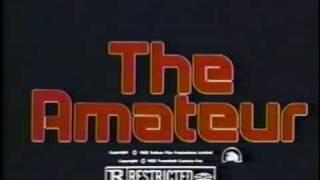 The Amateur (1981) (TV Spot)