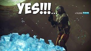 Destiny 2 UNLIMITED GLIMMER FARM!!