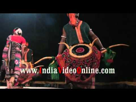 Sambalpuri Dance01, Orissa video
