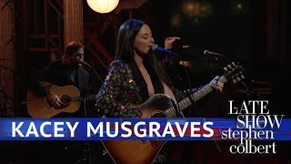 Kacey Musgraves Performs 39 Slow Burn 39