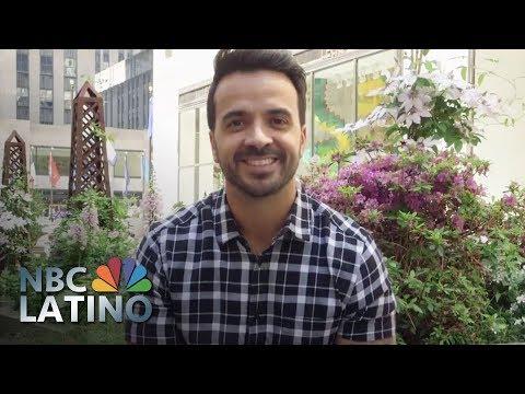 Luis Fonsi On Justin Bieber's Spanish, 'Despacito' Hitting No. 1 | NBC Latino | NBC News