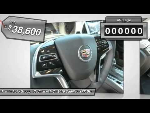 2016 Cadillac SRX Los Angeles,GMC Trucks,Cadillac,GM 16564R