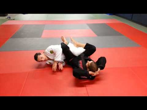 Drill for Miyao Style Guard Pass/Sacramento Brazilian Jiu Jitsu Image 1