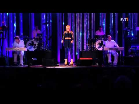 Monica Zetterlund - Jag Vet En Dejlig Rosa