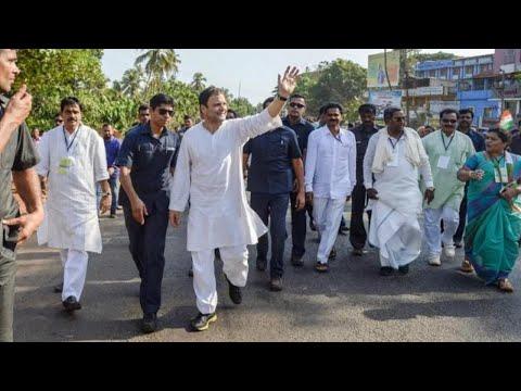 Rahul Gandhi Slams PM Modi For Backing Reddy Brothers In Karnataka Polls
