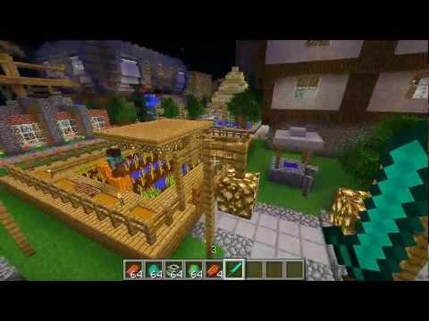 Eu sou um Zumbi :O - Minecraft