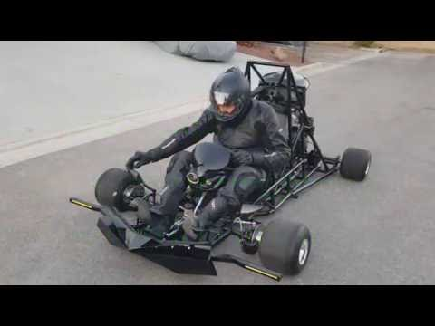 Go Kart Nicks Build
