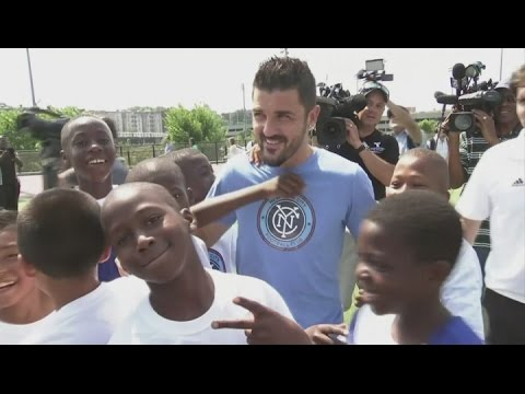 Reyna hails Villa's arrival at New York City FC [AMBIENT]