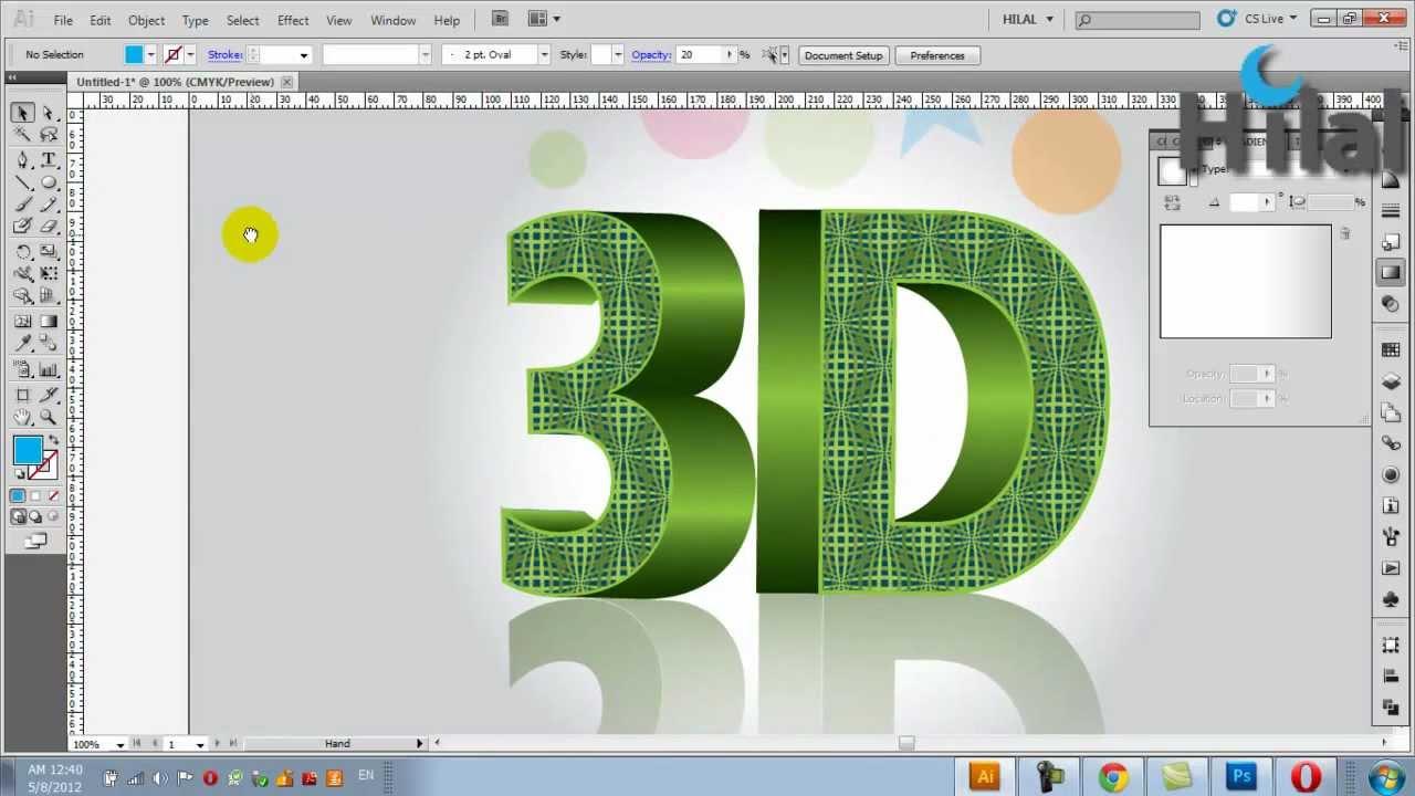 Using Adobe Illustrator How to Prepare a Vector Shape