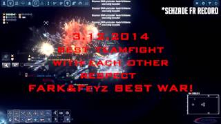 Darkorbit TR1 - World War | FARK VS Feyz | All Fights