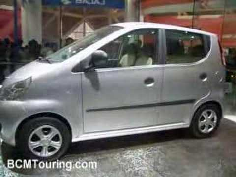 Bajaj Small  Photo on Nissan India Partner Thinks Small To Close Tata Gap   Worldnews Com