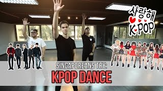 Download Lagu Singaporeans Try: K-Pop Dance | EP 59 Gratis STAFABAND