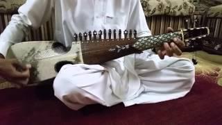 Best Rabab {Tuje Dega Tu Ye Jana Sanam By Gull Ustad}