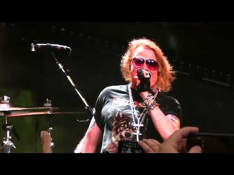 HD - Welcome to the Jungle - Guns N' Roses - Vienna 2017 streaming vf