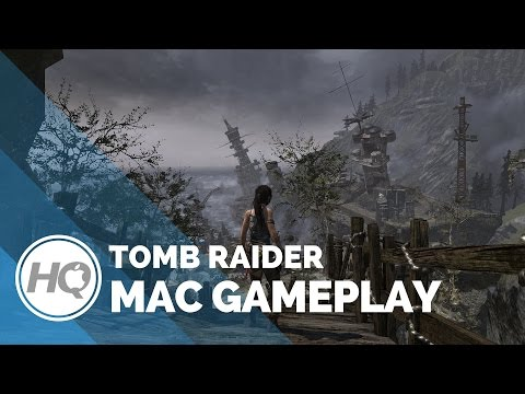 Tomb Raider Mac Gameplay video