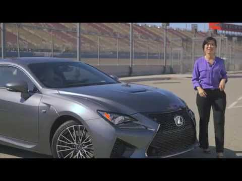 5 minutes. 450+ horses. The 2015 Lexus RC F Walkaround Video