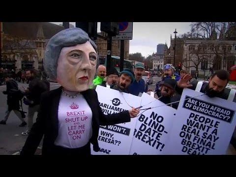 Gesundheit, Brexit, Terror: Großbritanniens Herausforderungen