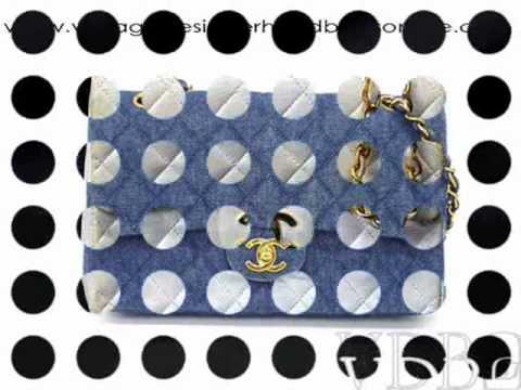 Designer vintage chanel handbags – www.vintagedesignerhandbagsonline.com