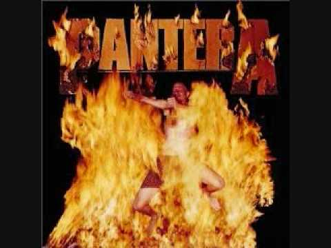 Pantera - Yesterday Dont Mean Shit