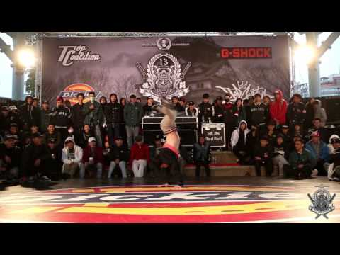 BBOY 1 ON 1 CALL OUT Best 8 2 PAY vs ZOOTY   20160219 TC 13th anniversary