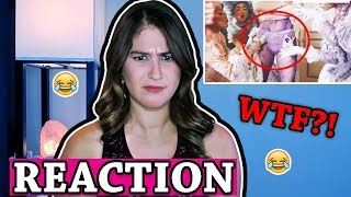 Katy Perry   HEY HEY HEY (Official)  | REACTION