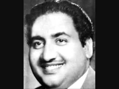 Tribute to Mohd. Rafi...Akela hoon main is Duniya mein....wmv...