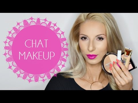 ✿Chat Makeup: Makeup Revolution, Freedom London, Loreal✿