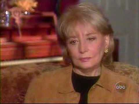 Justin Timberlake and Barbara Walters Video