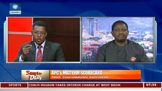 PDP's Sowunmi Engages Adesina On Party's Midterm Scorecard Pt.1 |Sunrise Daily|