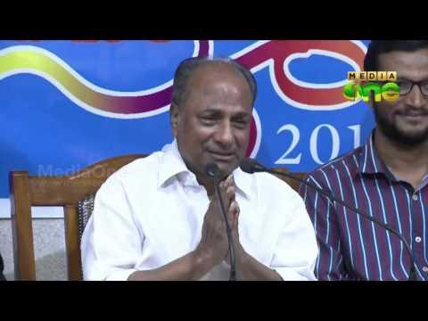 AK Antony denies chances of returning to Kerala politics